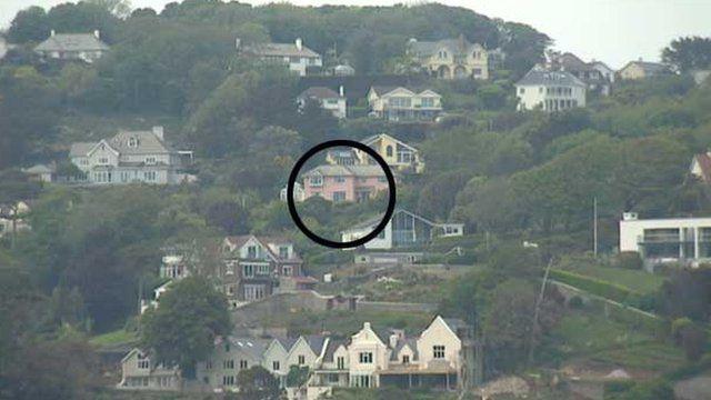 Salcombe house