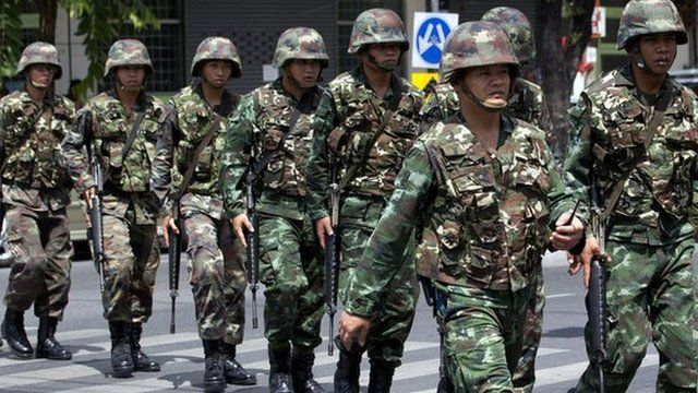 Army in Thailand