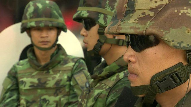 Military in Thailand