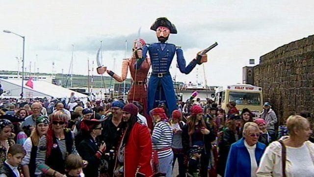 Pirates in Penzance