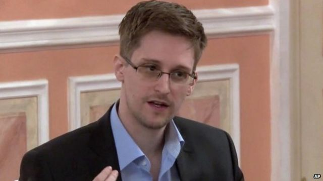 Edward Snowden: I was a high-tech spy for the CIA and NSA
