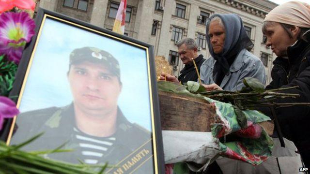 Ukraine crisis: Dark new narratives in Odessa