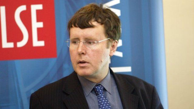 Prof Patrick Dunleavy