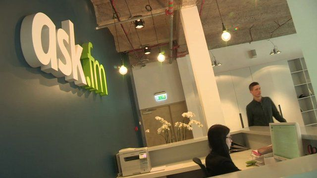 Ask.fm office