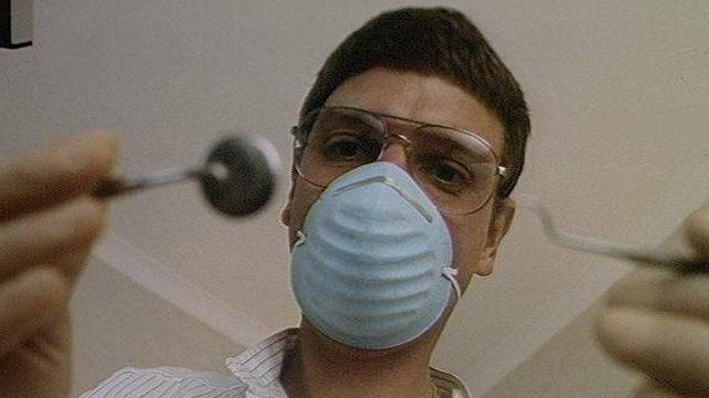 A dentist (generic)