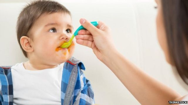Offer vegetables early and often to fussy toddlers, study says