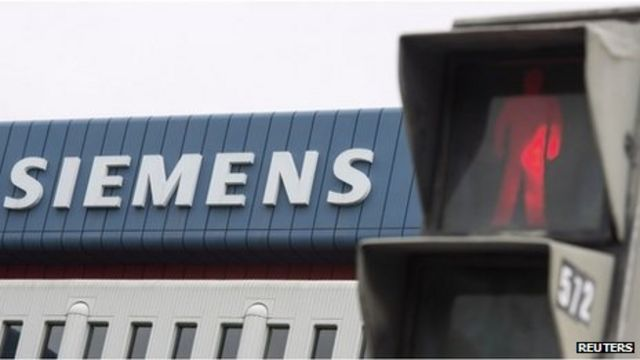 Siemens restructuring to affect 11,600 jobs worldwide