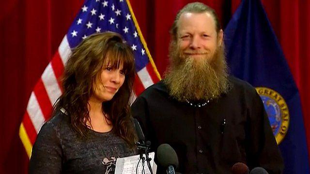 Jani and Bob Bergdahl