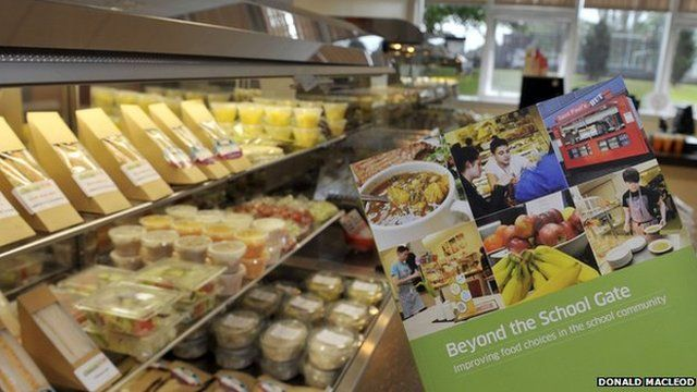 School food campaign launch