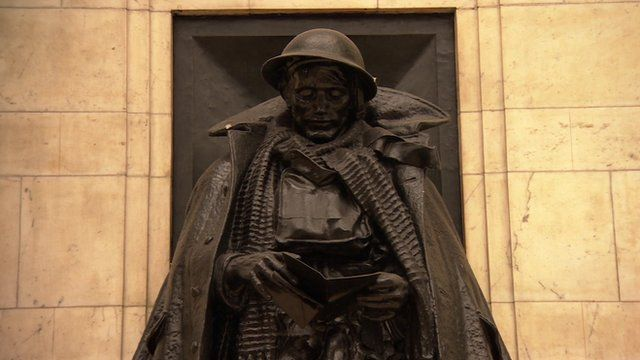 statute of the unknown soldier