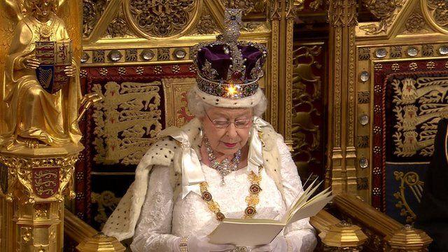 The Queen' Speech