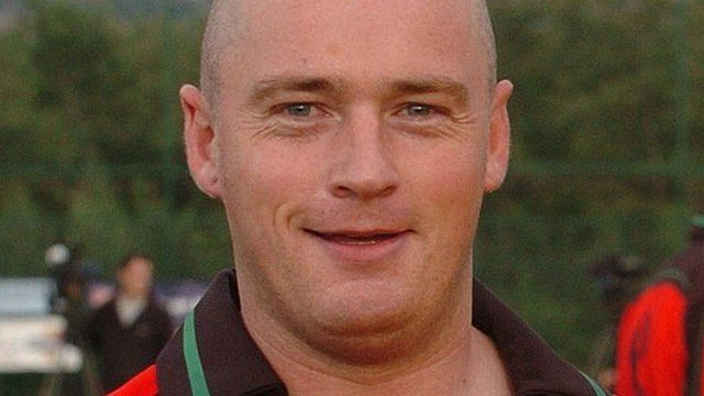 Peadar Heffron was seriously injured in a bomb in January 2010