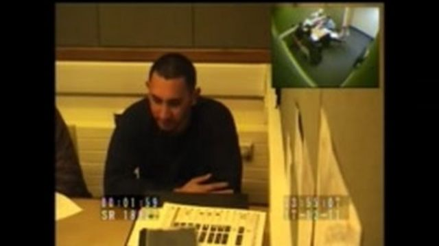 Police interview with Bilal Ahmed