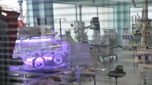 Neonatal unit