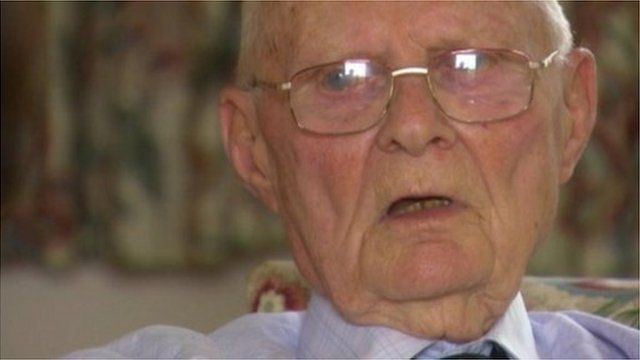 Bill, who is now 91-years-old, is one of a handful of Northern Ireland veterans who can recount what happened in the D-Day landings