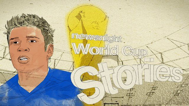 Newsnight World Cup stories