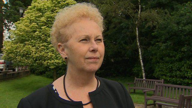 IPCC Commissioner for Wales Jan Williams