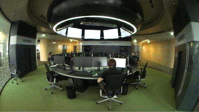 Kaspersky Lab tries to identify criminal gangs online