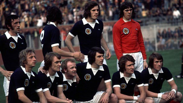 Scotland World Cup 1974 squad