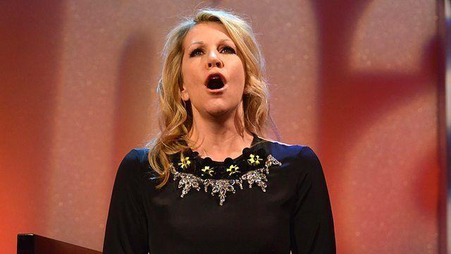 Opera singer Joyce DiDonato