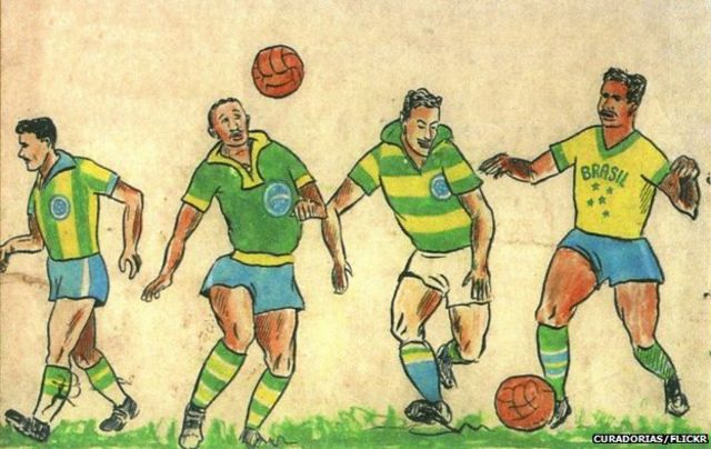 The story of Brazil's 'sacred' yellow and green jersey