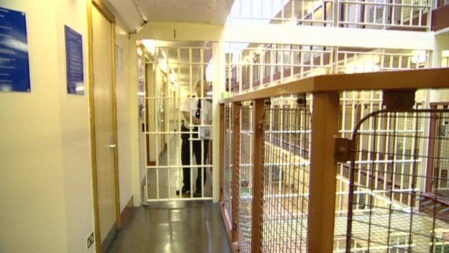England and Wales prisons 'close to bursting point'