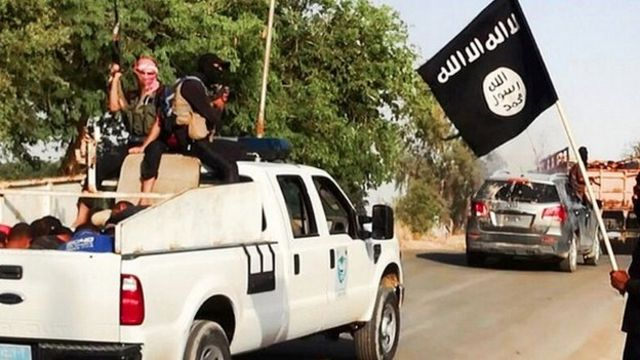 UK outlaws Isis, the militant group behind Iraqi attacks