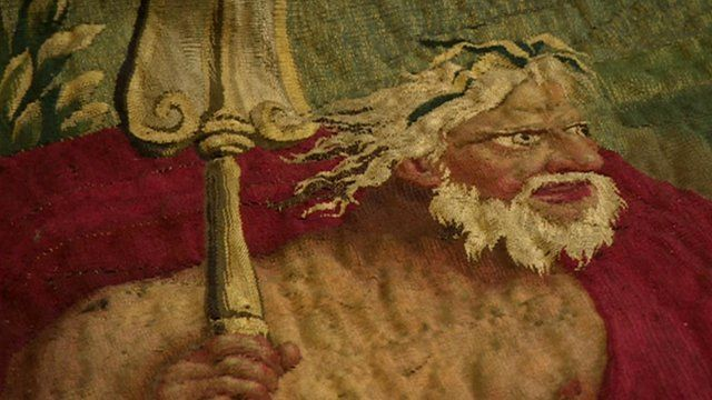 Two other tapestries taken by the Nazis at the same time are still missing