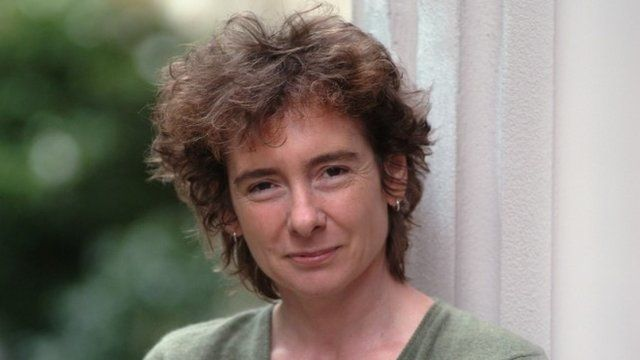 Author Jeanette Winterson