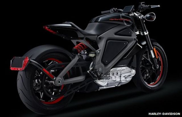 Harley-Davidson invites public to test electric motorbike