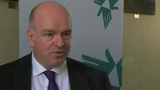 Health and Social Care Minister, Howard Quayle MHK