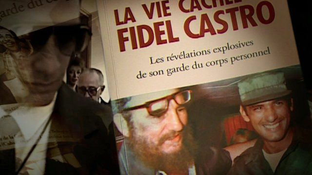 Bodyguard reveals lifestyle of Fidel Castro