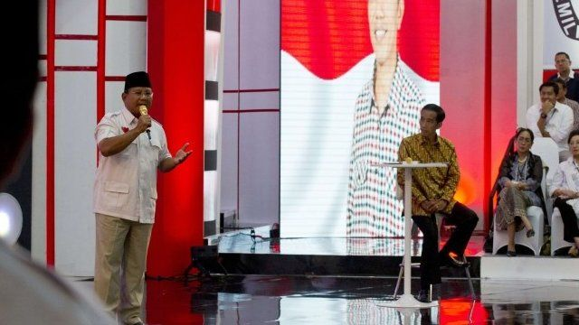 Indonesia TV debate