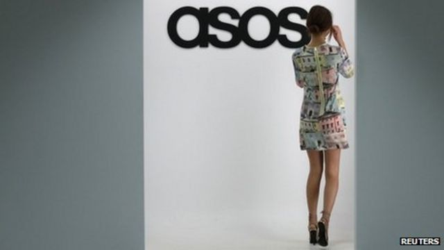 Asos resumes trading again after fire