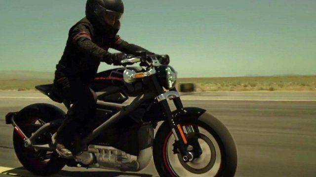 Harley-Davidson's new motorcycle