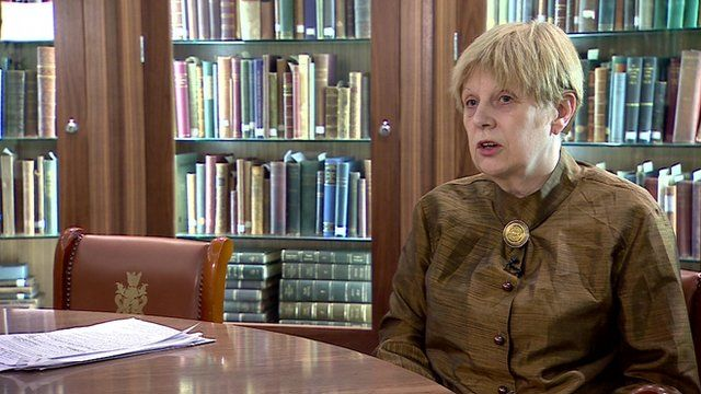 Professor Sue Bailey