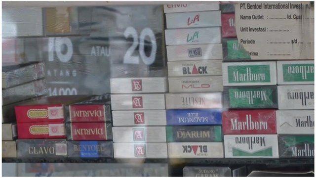 Indonesia smoking