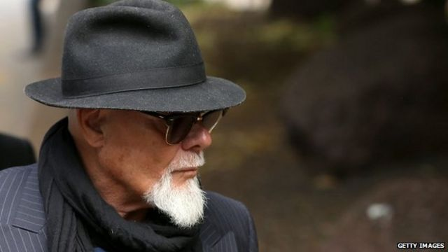 Gary Glitter appears in crown court on sex charges