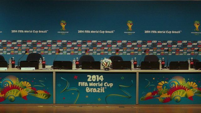 Fifa news briefing