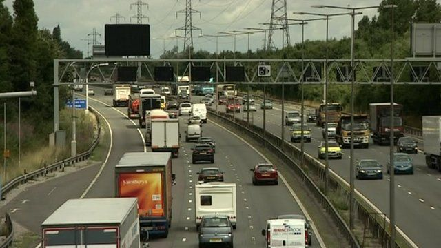 An economic study, the first phase of Midlands Connect, is examining where connectivity improvements are likely to have the greatest long-term impact.