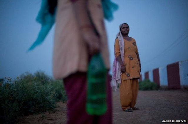 India's long, dark and dangerous walk to the toilet