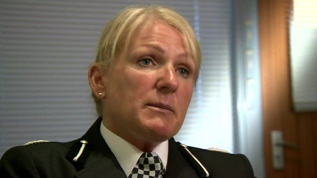Assistant Chief Constable Nikki Holland, South Wales Police