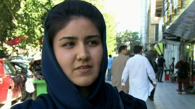 What is ordinary life like in the Afghan capital Kabul?