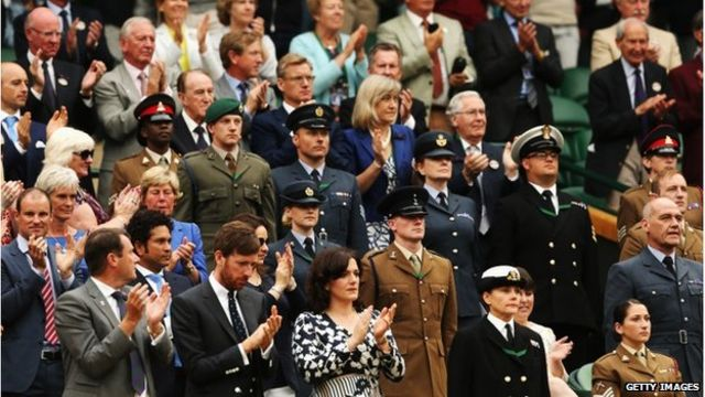 Armed Forces Day celebrations take place across UK