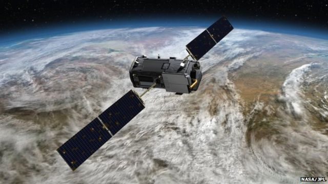 Carbon dioxide satellite mission returns first global maps