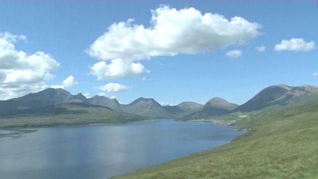 Loch Shlaopain