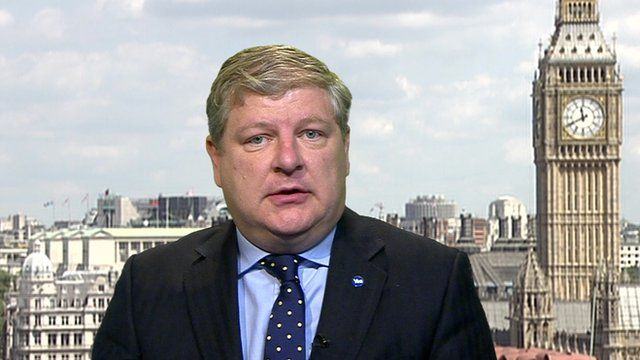 SNP defence spokesman Angus Robertson