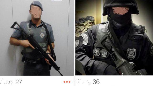 Tinder in brazil