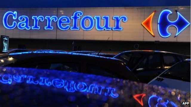 Carrefour to exit India business