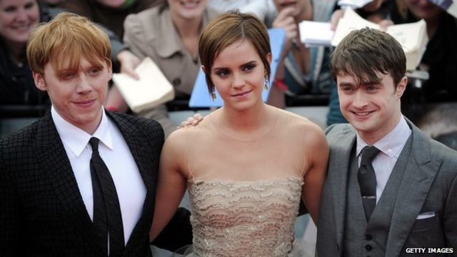 Rowling writes new Harry Potter story